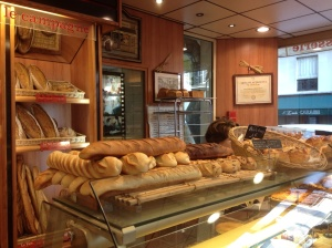 I've whittled it down to this place and one other as my favorite boulangerie.