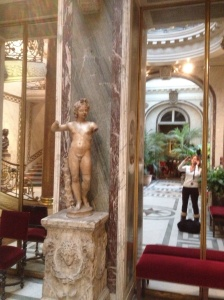 Sculpture at Musee Jacquemart-Andre