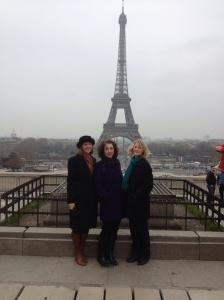 Pierman sisters in Paris!