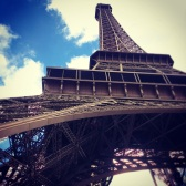 Eiffel Tower (Mairi's pic)