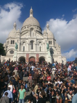 Sacre Coeur (Mairi's pic)