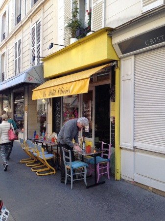 Restaurant on Cherche Midi