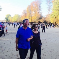 Walk in Tuileries
