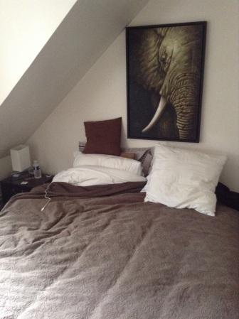 Mine and David's bedroom