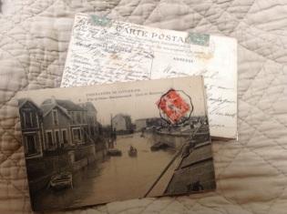 Postcards from WW1Era