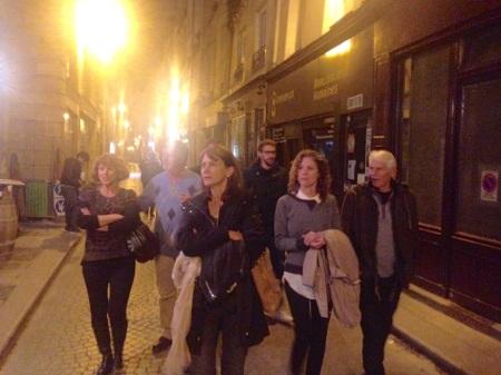 On Rue Saint Saveur