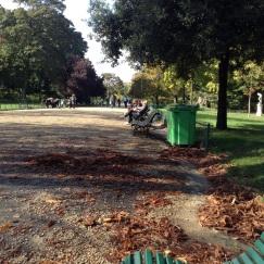 At Parc Monceau