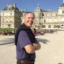 imadavid at Luxembourg Gardens