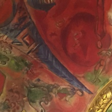 Chagall Painting at Palais Garnier