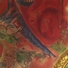 Chagall Painting at Palais Garnier
