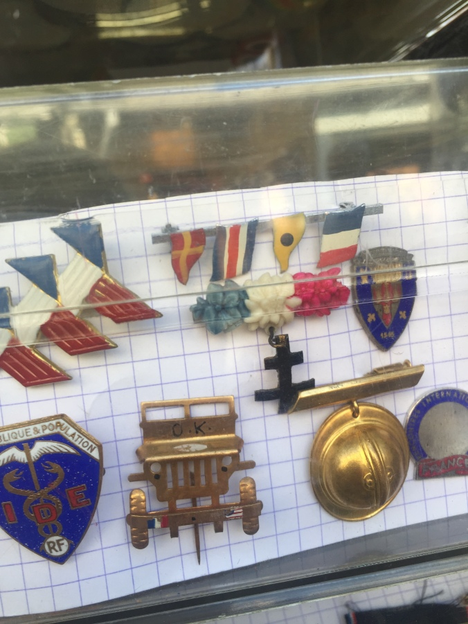 Tiny Treasures from Wartime France