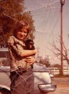 Marsha, Holding Baby Reggie