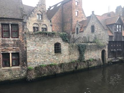 Bruges, Belgium, April 5, 2018