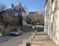 Paris, Montmartre 2019