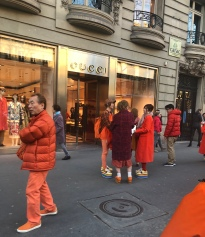 Paris Fashion Week Feb 2109