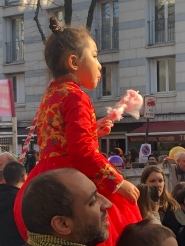 Chinese New Year Parade, Paris 13th