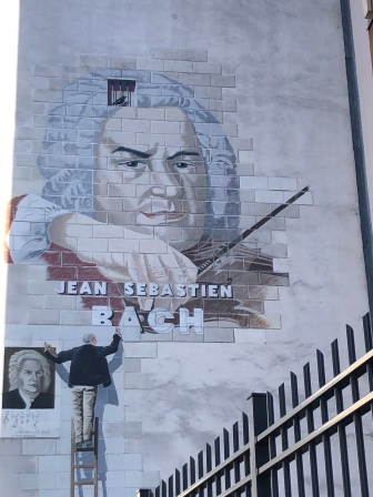 Bach, Paris 13th