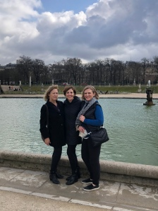 At Luxembourg Gardens